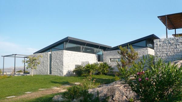 Villa Design En Sardaigne Maisons Design Et Contemporaines