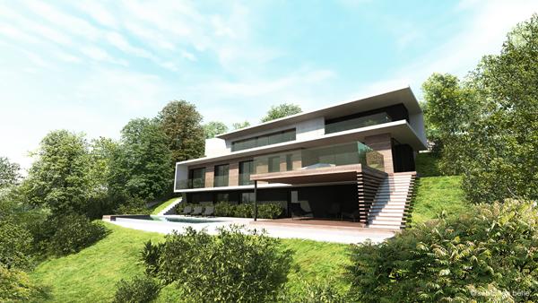 La Villa Du Lac Maisons Design Et Contemporaines